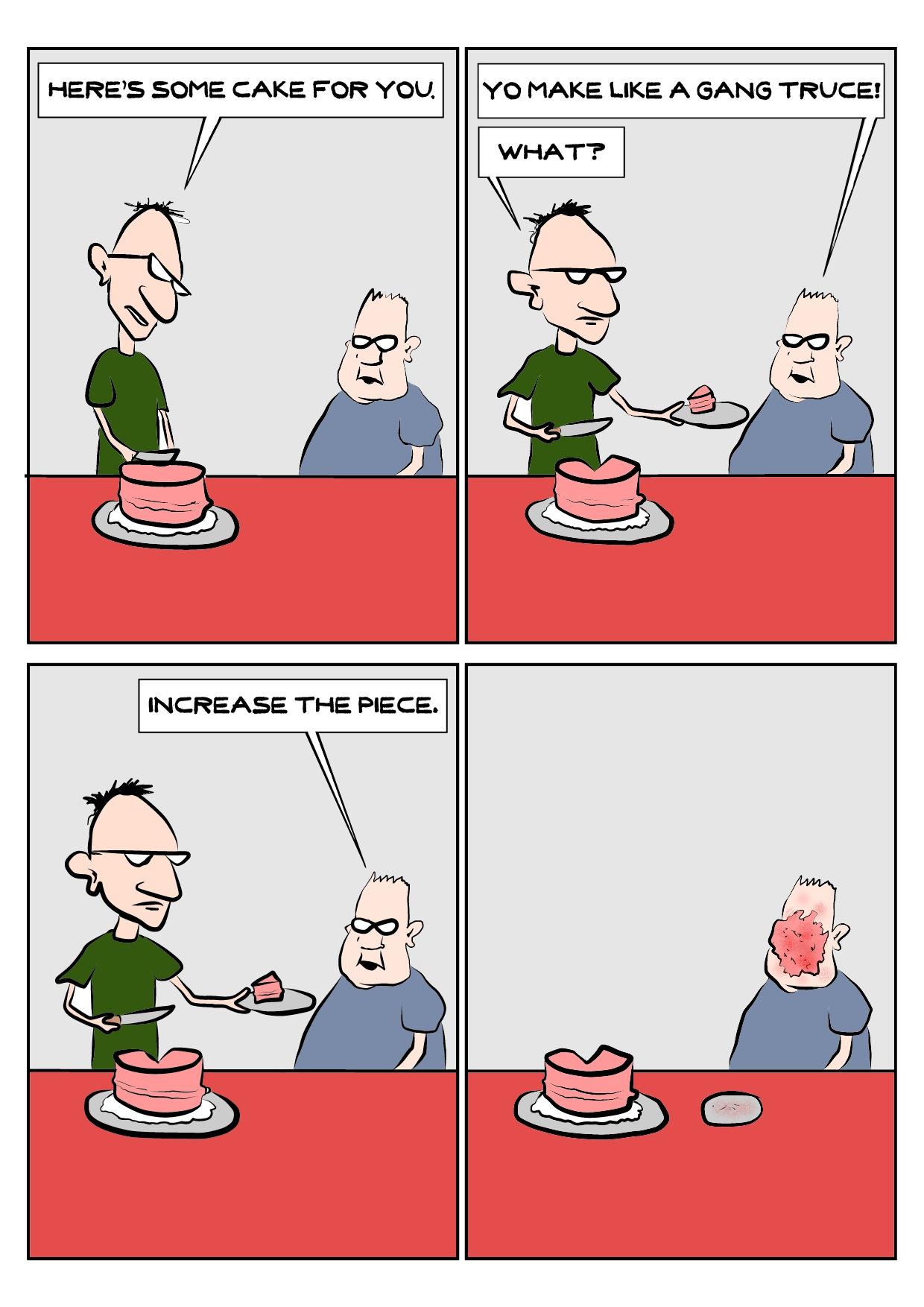 The Tools- Cake