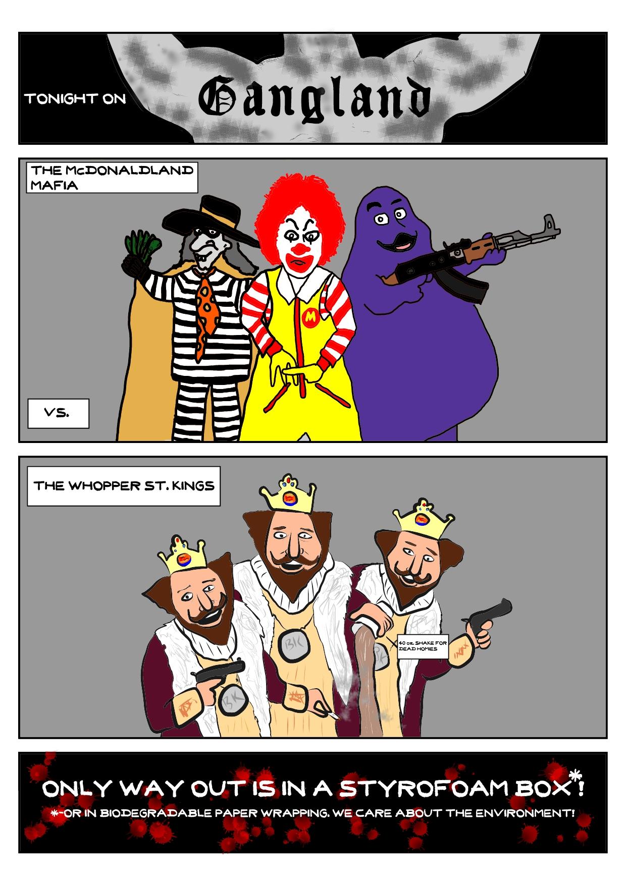 The Hunger Gangs