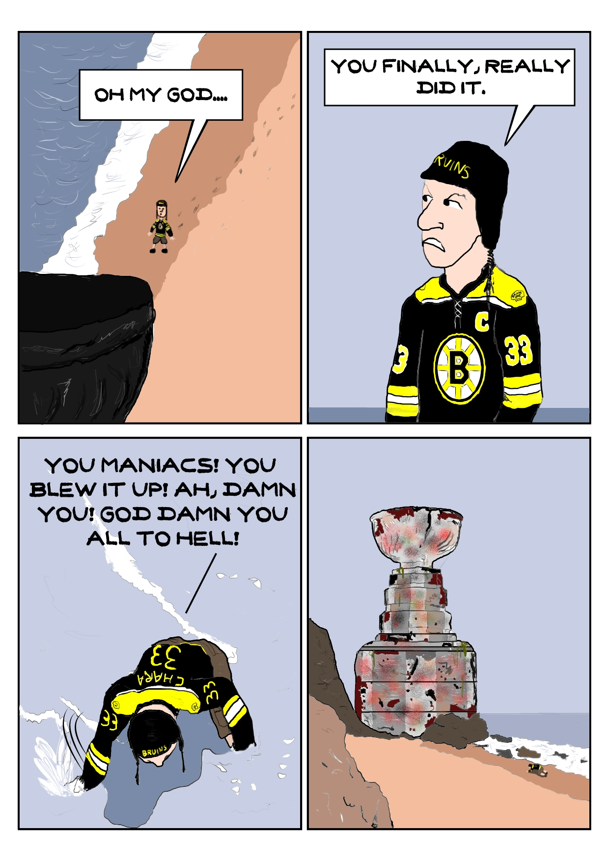 NHL Armageddon